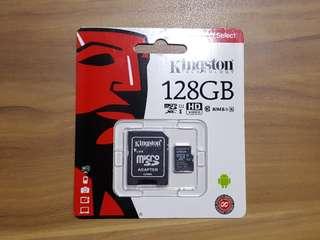 Kingston 128GB Micro SD Card *NEW*