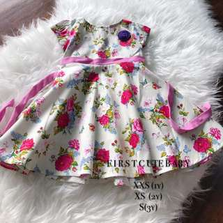 English Cotton Dress
