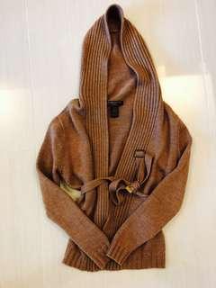 100% merino wool jacket