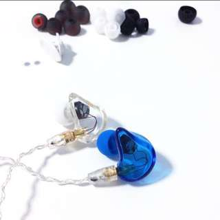 💫Handcrafted Dynamic Driver IEM - Detachable MMCX SPC Cable