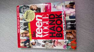 Teen teen vogue hand book