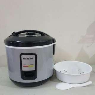 Rice Cooker Trisonic 1.2 liter alat penanak nasi paling berkualitas bagus