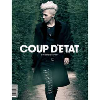 G-DRAGON'S COLLECTION Ⅱ [COUP D'ETAT]  BIGBANG