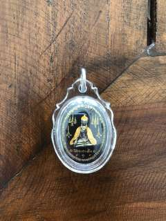 Phra Ngan 1st Batch Small Locket by Aj Seng