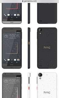 htc desire smart phone