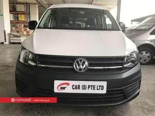 Volkswagen Caddy 2.0A TDI