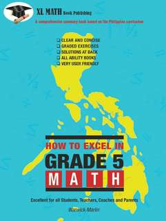 How to excel in grade 5 math