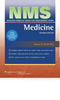 NMS Medicine 7th Ed PDF