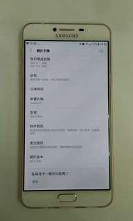Samsung C7 豐澤保至2019年7月30日 連usb及充電器 冇盒