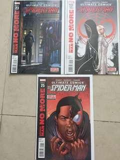 Ultimate Spider-Man Marvel Comics