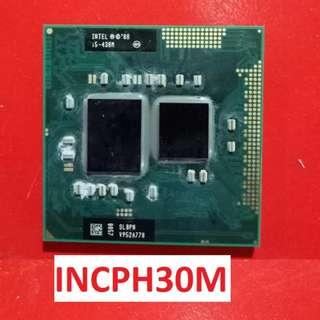 Processor for sale CORE I5 430M
