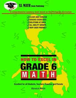 How to excel in grade 6 math