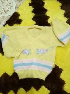 Preloved baju usia 1th-2th