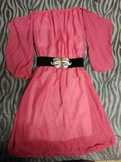 Elegant dress for less