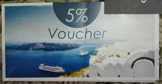 Parlo travel discount voucher