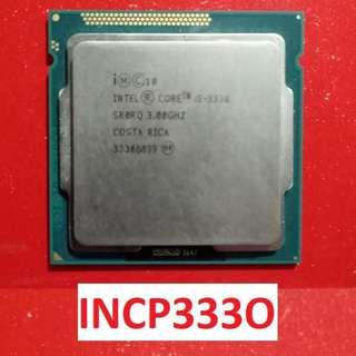 Processor for sale CORE I5 3330
