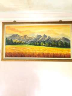 Painting Mountain