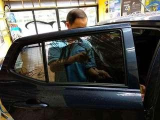 Promo Aidilifitri Tinted Kereta Warranty 7 Tahun