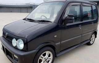 Perodua Kenari 1.0A EZ (New 5-yr COE)