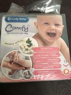 Lucky baby nappy cloth