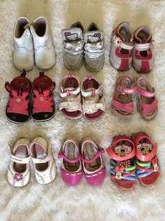 Sepatu Anak size 1y to 3y