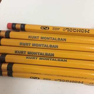 Personalized Pencil
