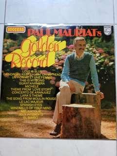 Vinyl LP : Paul Mauriat ~ Golden Record