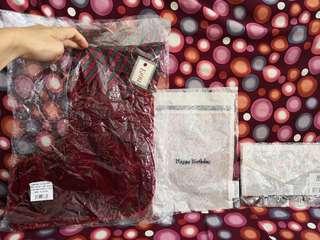 Crabtree & Evelyn GIFT bag (Christmas Birthday Lovers)