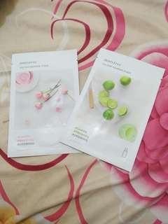 INNISFREE MY REAL SQUEEZE MASK (2 pcs)
