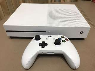 Xbox One S 1TB for sale or trade