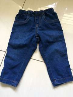 MOTHERCARE KIDS JEANS DENIM