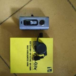 Vape boxer v2.0 188 watt