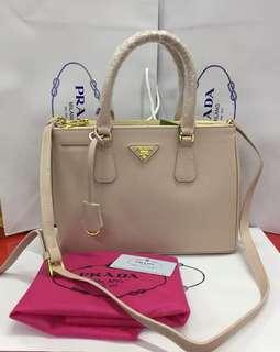 Prada Two Way Bag