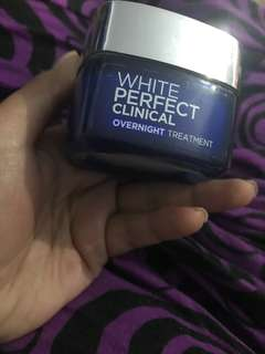 Loreal White Perfect Clinical - Overnight Treatment