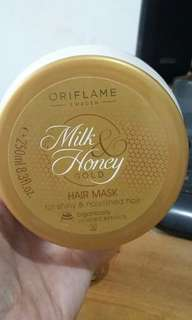 Milk & honey gold hairmask by Oriflame