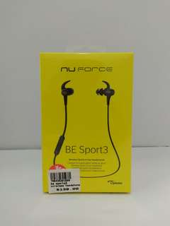 NU FORCE BE Sport3