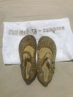 Authentic mini Melissa Campana
