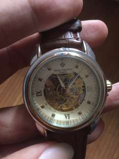 Patek Philippe-mechanical watch