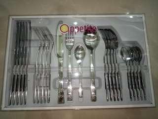 Set sendok Exkado