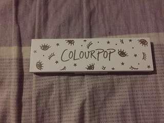 Colourpop Eyeshadow Quad