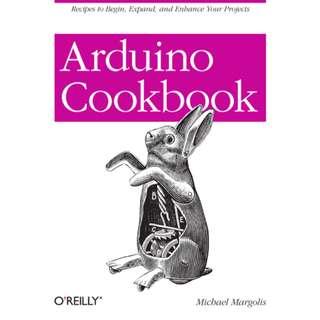 Arduino Cookbook (660 Page Mega eBook)