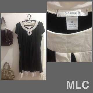 Women plus size dress
