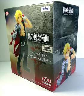 Authentic Edward Elric of full metal alchemist japan toy