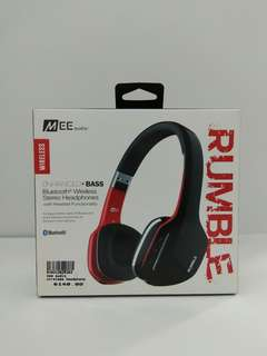 MEE Audio Wireless Stereo Headphones