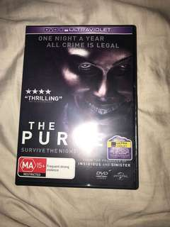 The Purge DVD
