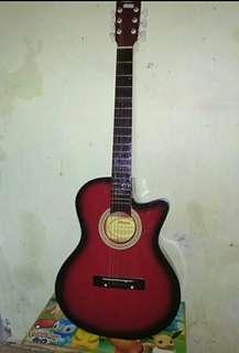 Gitar untuk pemula