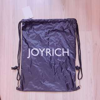 Joyrich black backpack