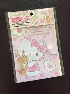 Kitty 銀行簿,Passport,證件套