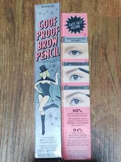 Benefit Goof Proof Brow Pencil 03 Medium