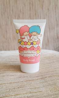 Little Twin Stars body scrub 50ml